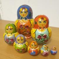 7 piece Natasha Russian Doll