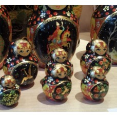25 piece Russian Doll