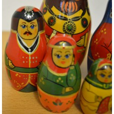 10 Piece Fairy Story Russian Doll