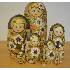 10 piece Poker work Russian Doll