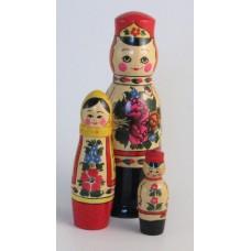 3 piece Ivan Russian Doll